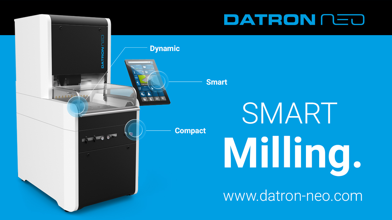 The Smartphone Approach for Milling Machine | DATRON neo